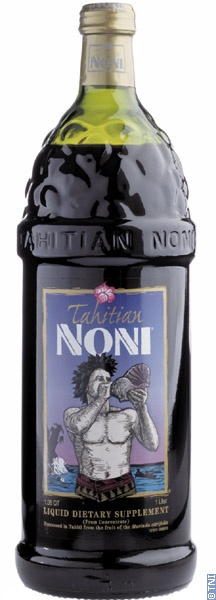 CanadaTahitian Noni Juice Bottle